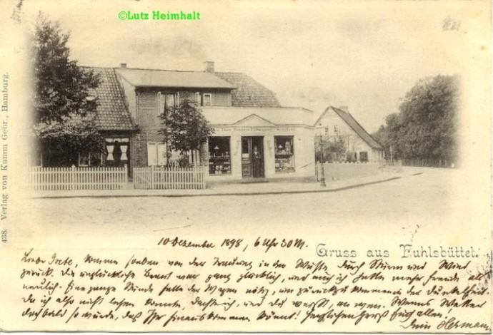 Buchhandlung Fuhlsbüttel Lutz Heimhalt