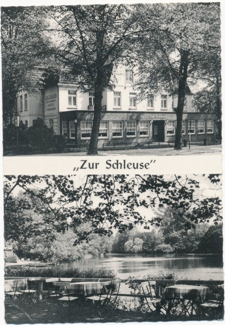 Buchhandlung Fuhlsbüttel Heimhalt Schleuse